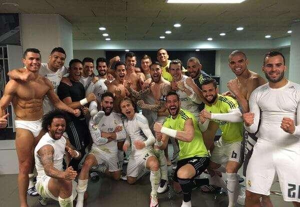 Ronaldo locker 2